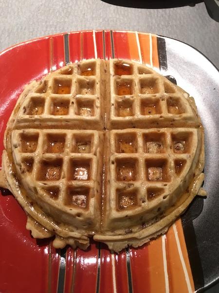 little waffle